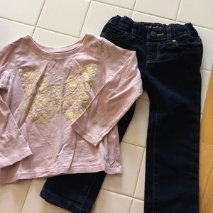 Toddler Girls Outfit SZ. 2T